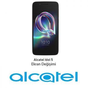 Alcatel İdol 5 Ekran Değişimi