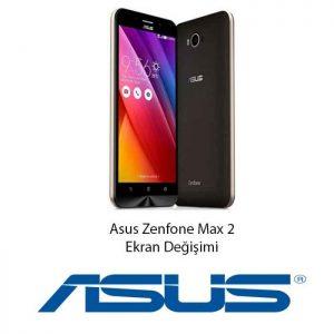 Asus Zenfone Max 2 Ekran Değişimi