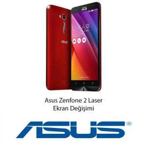 Asus Zenfone Lazer Ekran Değişimi