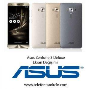 Asus Zenfone 3 Deluxe (ZS570KL) Ekran Değişimi