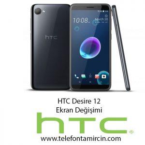 HTC Desire U12 Ekran Değişimi