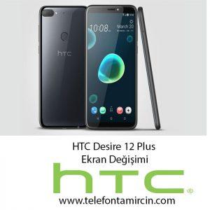 HTC Desire U12 Plus Ekran Değişimi