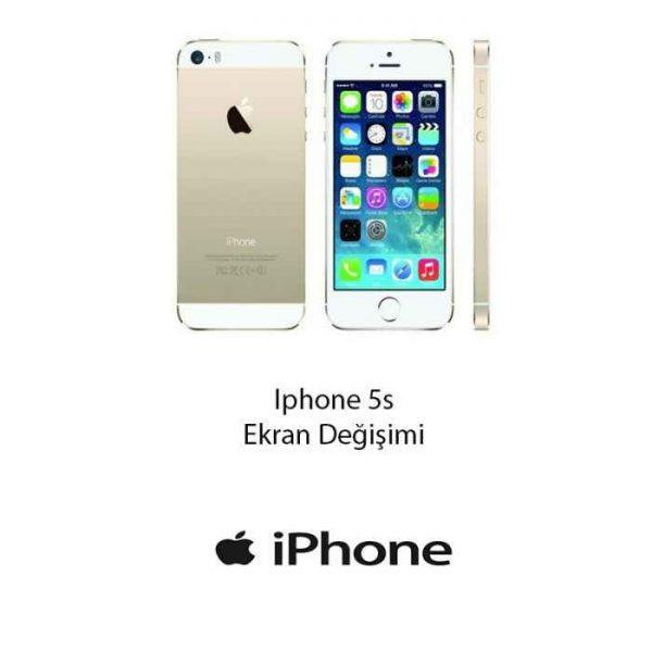 iPhone 5S Ekran Değişimi Fiyatı