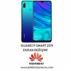 Huawei P Smart 2019 Cam Değişimi 140 TL