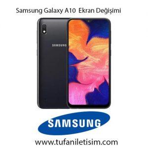 Samsung Galaxy A10S Cam Değişimi