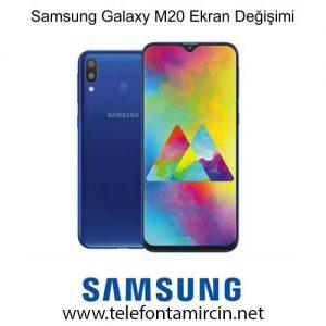 Samsung Galaxy M20 Cam Değişimi
