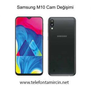 Samsung Galaxy M10 Cam Değişimi