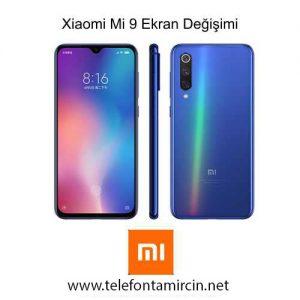 Xiaomi Mi 9 Ekran Değişimi