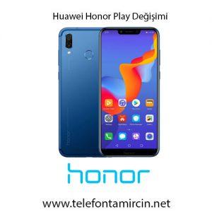 Honor Play Ekran Değişimi