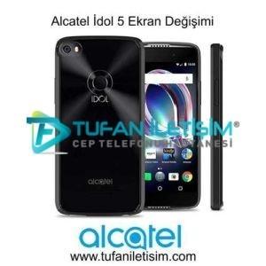Alcatel 5 5086Y Ekran Değişimi