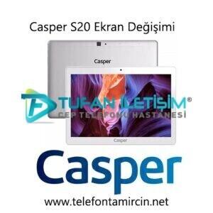 Casper S20 Ekran Değişimi