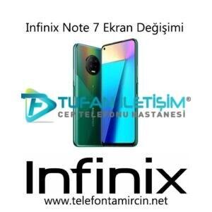İnfinix Note 7 Ekran Değişimi