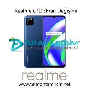Realme C12 Ekran Değişimi
