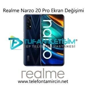 Realme Narzo 20 Pro Ekran Değişimi