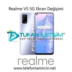 Realme V5 5G Ekran Değişimi