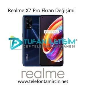 Realme X7 Pro Ekran Değişimi