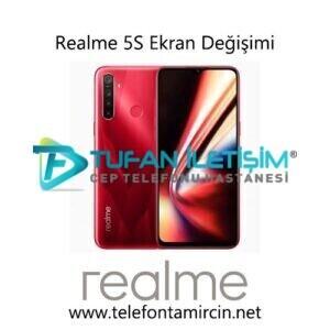 Realme 5S Ekran Değişimi