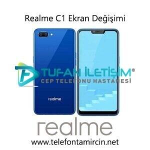 Realme C1 Ekran Değişimi
