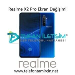Realme X2 Pro Ekran Değişimi